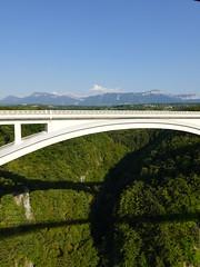 Gorge des Usses @ Pont de la Caille