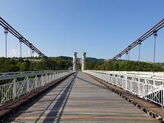 Pont Charles-Albert @ Pont de la Caille