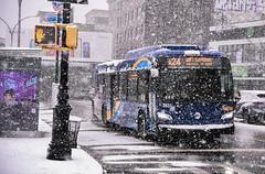 Feb. 7, 2021 snowstorm