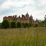 Hatfield House fro the Meadow by rachel Dunsdon