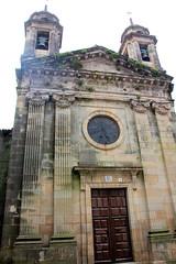 Santiago de Compostela, Igrexa de San Miguel