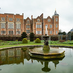 Hatfield House from West Garden by rachel dunsdon