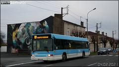 Heuliez Bus GX 317 – Transdev Niort Agglomération / Tanlib (Transports de l'Agglomération Niortaise) n°303