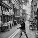 Old Delhi – Crossing the street