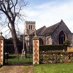 St Ethelreda's Church, Old Hatfield by Stafford Steed