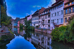 Reflections on Petite France (Strasbourg) - Photo of Strasbourg