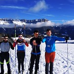 Troisième entraînement sélection régionale Para Ski Nordique Adapté - Entremont-le-Vieux (73) - 31 janvier 2021