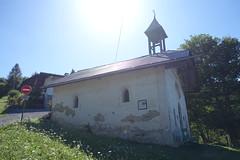 Chapelle de la Combe @ Saint-Gervais-les-Bains
