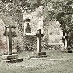 Old Ayot St Lawrence Church by Dave Minty