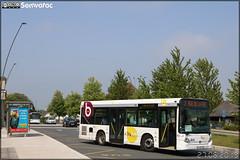 Heuliez Bus GX 127 – Keolis Calvados / Bybus n°953 ex STAR (Service des Transports en commun de l'Agglomération Rennaise) / Keolis Armor n°2061