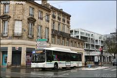 Man Lion's City CNG – Keolis Bordeaux Métropole / TBM (Transports Bordeaux Métropole) n°1630