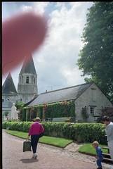 Chateaux de Loches 1989 (4)