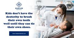 Pediatric Dentistry - Haslam Dental - Dentist Ogden