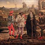 Bernardo Parentino (Parenzo, 1437 circa – Vicenza, 28 ottobre 1531) - episodi della vita di sant'Antonio Abate (nono decennio del Quattrocento) - Galleria Doria Pamphilj, Roma - https://www.flickr.com/people/94185526@N04/