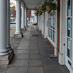 Colonnades, Hatfield by rachel dunsdon