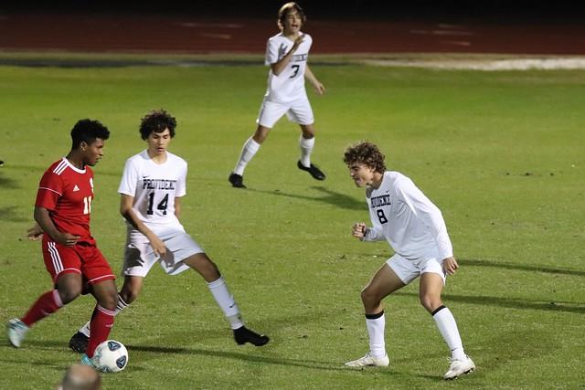 2020 Varsity Soccer