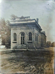 Poolesville National Bank, Poolesville, Maryland, Circa 1890