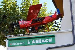 Avion @ L'Arrach @ Sillingy