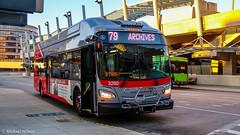 WMATA Metrobus 2020 New Flyer Xcelsior XN40 #3280