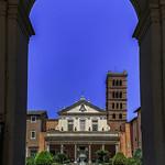 Roma: Basilica di Santa Cecilia In Trastevere - Rome: Basilica of Santa Cecilia In Trastevere - Rome: Basilique de Santa Cecilia In Trastevere - https://www.flickr.com/people/68701893@N06/