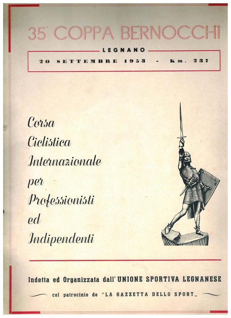 35° Coppa Bernocchi 1953 (0)