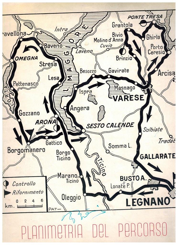 34° Coppa Bernocchi 1952