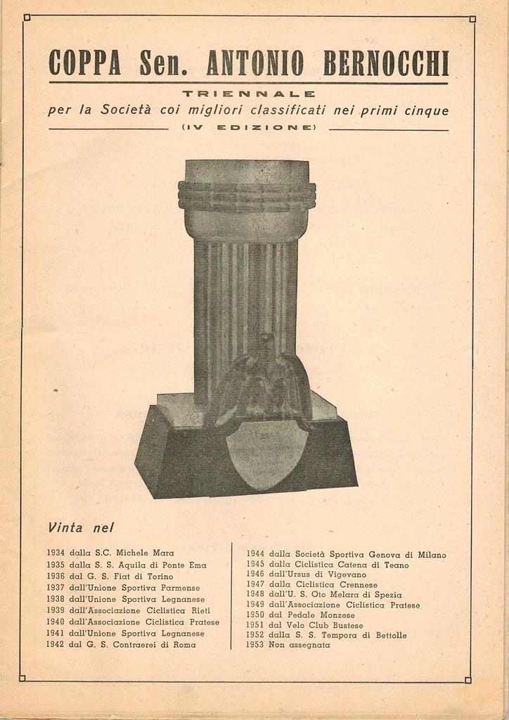 36° Coppa Bernocchi 1954 (3)