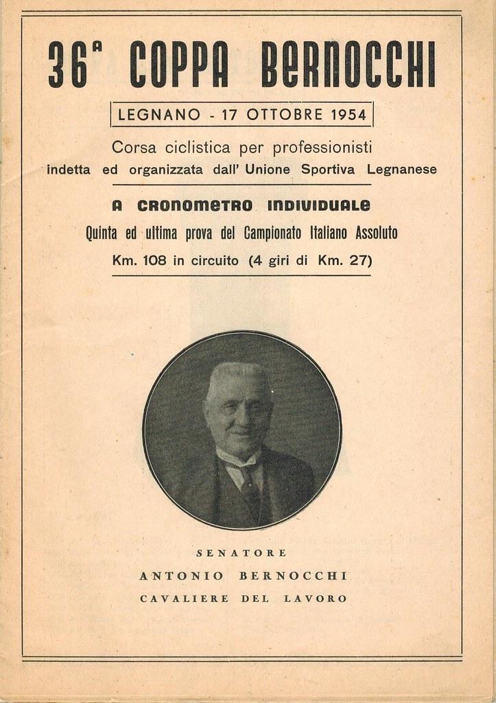 36° Coppa Bernocchi 1954 (2)