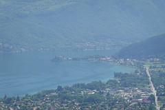Lac d'Annecy @ Croix des Cessenaz @ Semnoz