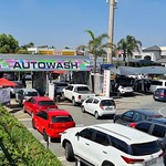 New branding for Autowash in Sunninghill Village shopping centre