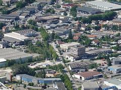 Zone industrielle de Vovray @ Belvédère du Crêt des Bruyères @ Semnoz