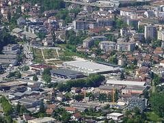 Serress municipales @ Zone industrielle de Vovray @ Belvédère du Crêt des Bruyères @ Semnoz