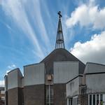 Hatfield Church 2 by Rachel Dunsdon