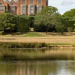 Hatfield House from East Garden by RachelDunsdon