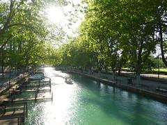 Canal du Vasset @ Annecy