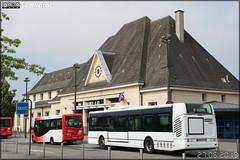 Irisbus Citélis 12 – Autocars Delcourt / Tusa (Transports Urbains Saint-Lô Agglo) & Vehixel Cytios Advance (Irisbus Daily) – Autocars Delcourt / Tusa (Transports Urbains Saint-Lô Agglo) ex Transdev Saint-Lô n°9303 ex Disneyland Paris n°26