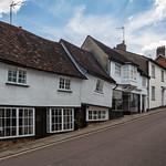 Old Town, Hatfield by Rachel Dunsdon
