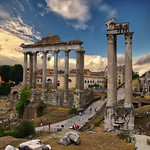 The Glory of Rome,  Roman Forum - Italia. - https://www.flickr.com/people/128454275@N05/