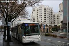 Irisbus Citélis  18 CNG – Keolis Bordeaux Métropole / TBM (Transports Bordeaux Métropole) n°2667