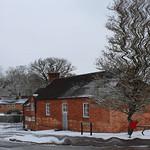 Vineyard Barn by JOHN REDDINGTON