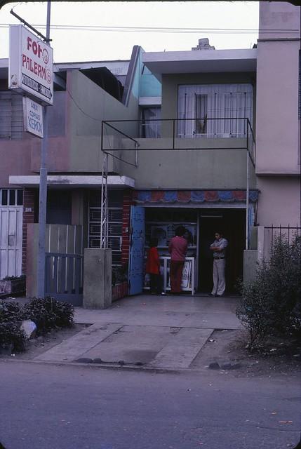 Photo:Peru November 1980 By Squiggle