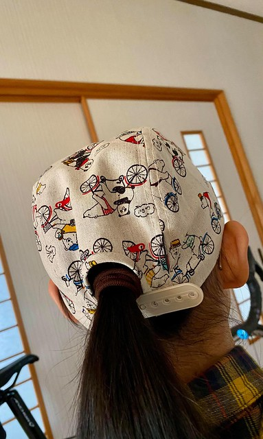 Photo:enishi na people By jun.skywalker (enishi hand made cyclecap)