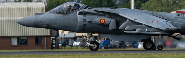 Photo:Harrier Cockpit By Falcon_33