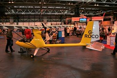 G ROCO Light Aircraft Company ACLA Sirocco