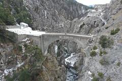Upper Durance Valley, upstream of Briançon