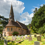 St Peter's Church, Ayot St Peter by Iain Houston