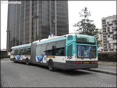 Irisbus Agora L – RATP (Régie Autonome des Transports Parisiens) / STIF (Syndicat des Transports d'Île-de-France) n°1770
