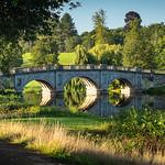 The Paine Bridge, Brocket Park by Iain Houston