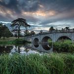 Dawn, Brocket Park by Iain Houston