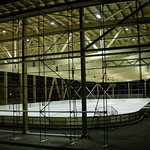 Travaux patinoire